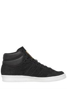 best service 40286 2f5de AMERICANA 88 SUEDE HIGH TOP SNEAKERS by Adidas Originals   Shoes   Sneakers    Men