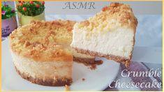 Dessert Cake Recipes, Desserts, Cheese Cakes, Homemade Cakes, Asmr, Whipped Cream, Vanilla Cake, Youtube, Food