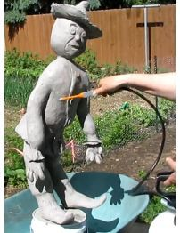 Waterproofing Paper Mache Clay – Final Post, for Now… | Ultimate Paper Mache                                                                                                                                                     More