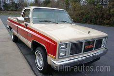 ideas for trucks Chevy 4x4, C10 Chevy Truck, Gmc Pickup, Chevrolet Trucks, Gmc Trucks, Pick Up, Sport Truck, Classic Trucks, Classic Gmc