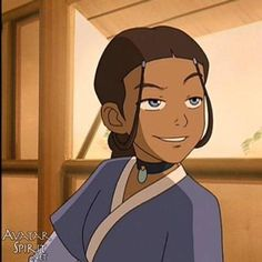 Anime Screencap and Image For Avatar: The Last Airbender Book 1 Black Cartoon Characters, Black Girl Cartoon, Cartoon Icons, Avatar Legend Of Aang, Avatar Aang, Cute Profile Pictures, Cartoon Profile Pictures, Avatar Profile Picture, Avatar Airbender