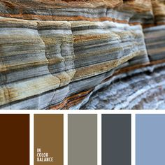 Paleta de colores №2938