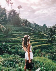 "66.8k Likes, 992 Comments - XENIA VAN DER WOODSEN (@xeniaoverdose) on Instagram: ""One of the most beautiful things I've ever seen... Ricefields in Ubud! #Bali…"""
