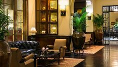Discover Raffles Grand Hotel d'Angkor, hotel in Siem Reap and enjoy the hotel's spacious, comfortable rooms. Feel welcome to our elegant and luxurious hotel where we will make your stay an unforgettable experience. Good Whiskey, Whiskey Sour, Siem Reap, Angkor, Grand Hotel, Hotels And Resorts, Cambodia, Cheers, Travelling