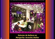 Salones de Belleza en Margarita: Aranzha Atelier