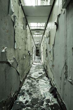 Corridor by geoparfitt, via Flickr