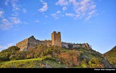 Castillo de Cornatel (El Bierzo, León) FOTOGRAFÍA: Víctor Alón