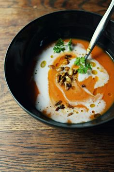 soups and stews on Pinterest | Soups, Watercress Soup and Pumpkin Soup ...