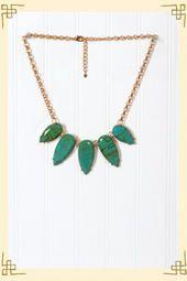 Ocean Floor Necklace