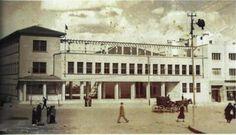 Tiyatro binası -eski hali
