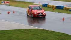 Racing in the rain! Pilot: Sergiu Nicolae #77