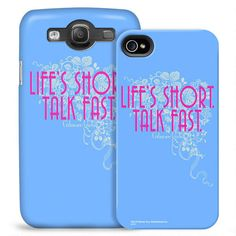 Gilmore Girls case...