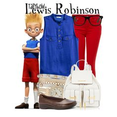 Lewis Robinson by tallybow