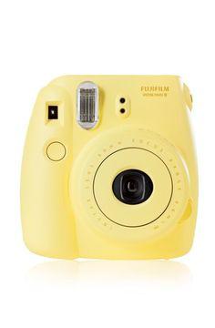 Fujifilm Instax Mini 8 Appareil photo à impression instantanée Taille d'image 46 x 62mm (L x H) Jaune: Amazon.fr: Photo & Caméscopes