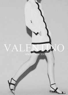Valentino Ready To Wear Spring 2012