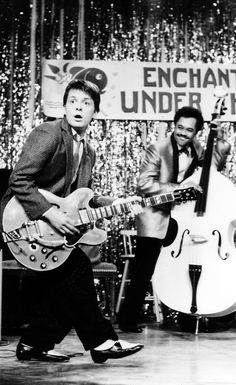 """Marty McFly ~ """"Johnny B. Goode"""""""
