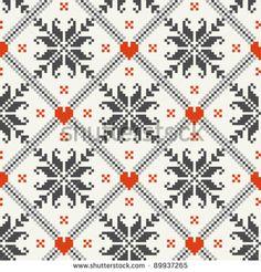 Norwegian pattern