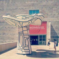 Museu Berardo, Lisbon