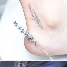 50 Stunning Foot Tattoo Designs To Conquer Your Heart These trendy Tattoo Ideas ideas would gain you amazing compliments. Check out our gallery for more ideas these are trendy this year. Tiny Tattoos For Girls, Little Tattoos, Mini Tattoos, Tattoos For Women Small, Flower Tattoos, Body Art Tattoos, Small Tattoos, Delicate Tattoos For Women, Tattoo Girls