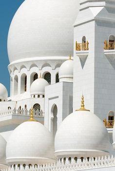 Sheikh Zayed Grand Mosque | Abu Dhabi