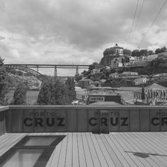 #portocruz #porto #riodouro #pontedluis