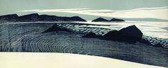Duckpool -Merlyn Chesterman Printmaking - Devon B&B Hartland - Two Harton Manor Collagraph, Wood Engraving, Art Pages, Woodblock Print, Prints For Sale, Printmaking, Illustration Art, Etchings, Banks