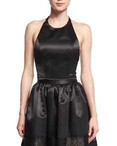 9c4da9e9670f7 Marley V-Neck Sleeveless Velvet Bodysuit