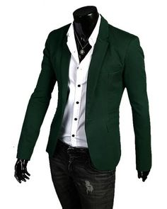 Mens Blazers Slim Cotton Solid Turndown Collar Long Sleeve Mens Casual  Blazer Discount Online Shopping Blazers 8a7f6bb7b1c0