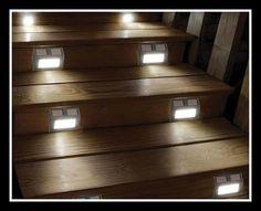 Solar Step Lights Set Of 2