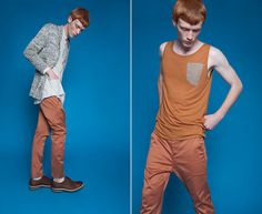 #lookbook #marcstone #SS2014 Summer Collection, Overalls, Spring Summer, Stone, Pants, Image, Fashion, Trouser Pants, Moda