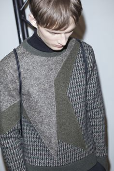 As we wait with anticipation for Neil Barrett's new season collection to arrive at oki-ni, discover backstage images from the designer's AW15 show.
