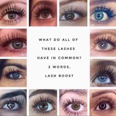 Lash Boost by Rodan and Fields. #MustHave
