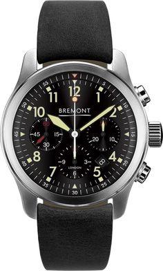 e63ff33f1e6 Bremont ALT1-P Pilot ALT1-P2-BK