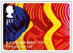 A Colour Box, 1st class