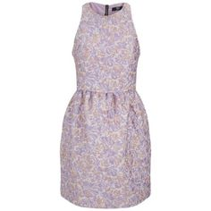 Markus Lupfer Floral Puff Jacquard Dress. Shop it and 39 other dresses perfect for a spring wedding.