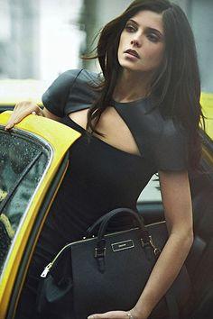 Ashley Greene looking dapper