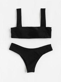 Double Strap Bikini