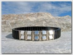Magnetarmbånd - Modell #1 - v1 - www.magnethelse.no