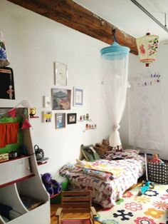 Heather's Charming Modern Farmhouse Brooklyn Loft