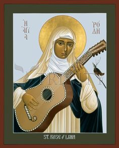 """St. Rose of Lima 