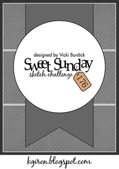 the sweetest thing...: Sweet Sunday Sketch Challenge 176