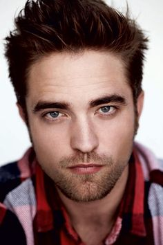 Robert Pattinson. He will always be Cedric Diggory to me. A brave and thoughtful Hufflepuff.