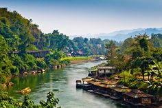 Kanchanaburi, Thailand : Winter Escape: 25 Places to Warm Up in Southeast Asia : TravelChannel.com
