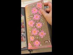 Run through of Midori Travelers Notebook #Midoritravelersnotebook