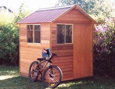 This attractive shed could be your poolside change room, your hide out away from the kids or just to keep your outdoor and gardening equipment tidy and protected. Whatever it is- we all have different needs!  > Silvan Gable Roof Timber Shed with Window