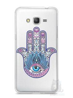 Capa Samsung Gran Prime Mão de Hamsá #1 - SmartCases - Acessórios para celulares e tablets :)