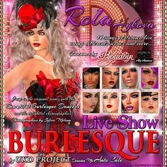 Ce_T: Burlesque Show New Edition