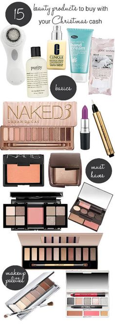 15 Beauty Products to Buy with Your ChristmasCash. - Home - Beauty Blog, Makeup Reviews, Beauty Tips | Beautiful Makeup Search