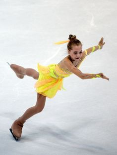 Congrats to reigning junior world champion and #Riedell skater Elena Radionova on her triumphant debut at the senior level Friday, winning the Nebelhorn Trophy in commanding fashion. #TeamRiedell