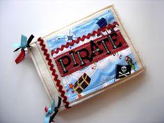 Everyday Celebrations: Pirate Quiet Book